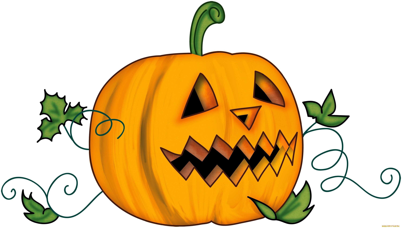 Картинки для хэллоуина для детей без фона